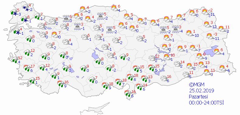 İstanbul'da kar yağışı devam edecek mi İstanbul Valisi Ali Yerlikaya açıkladı - Sayfa 12