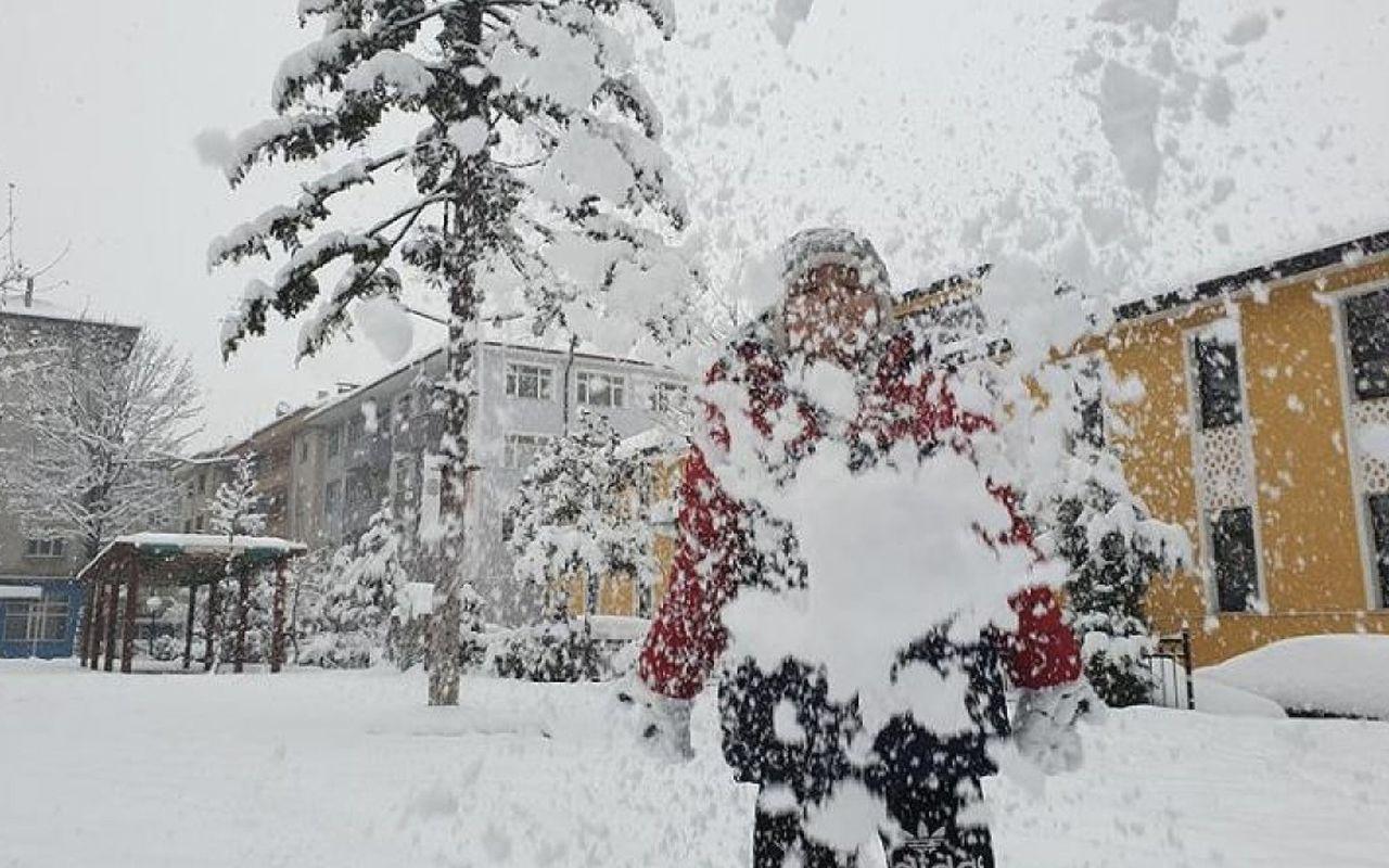 Eskişehir'de okullar tatil mi 25 Şubat kar tatili açıklaması