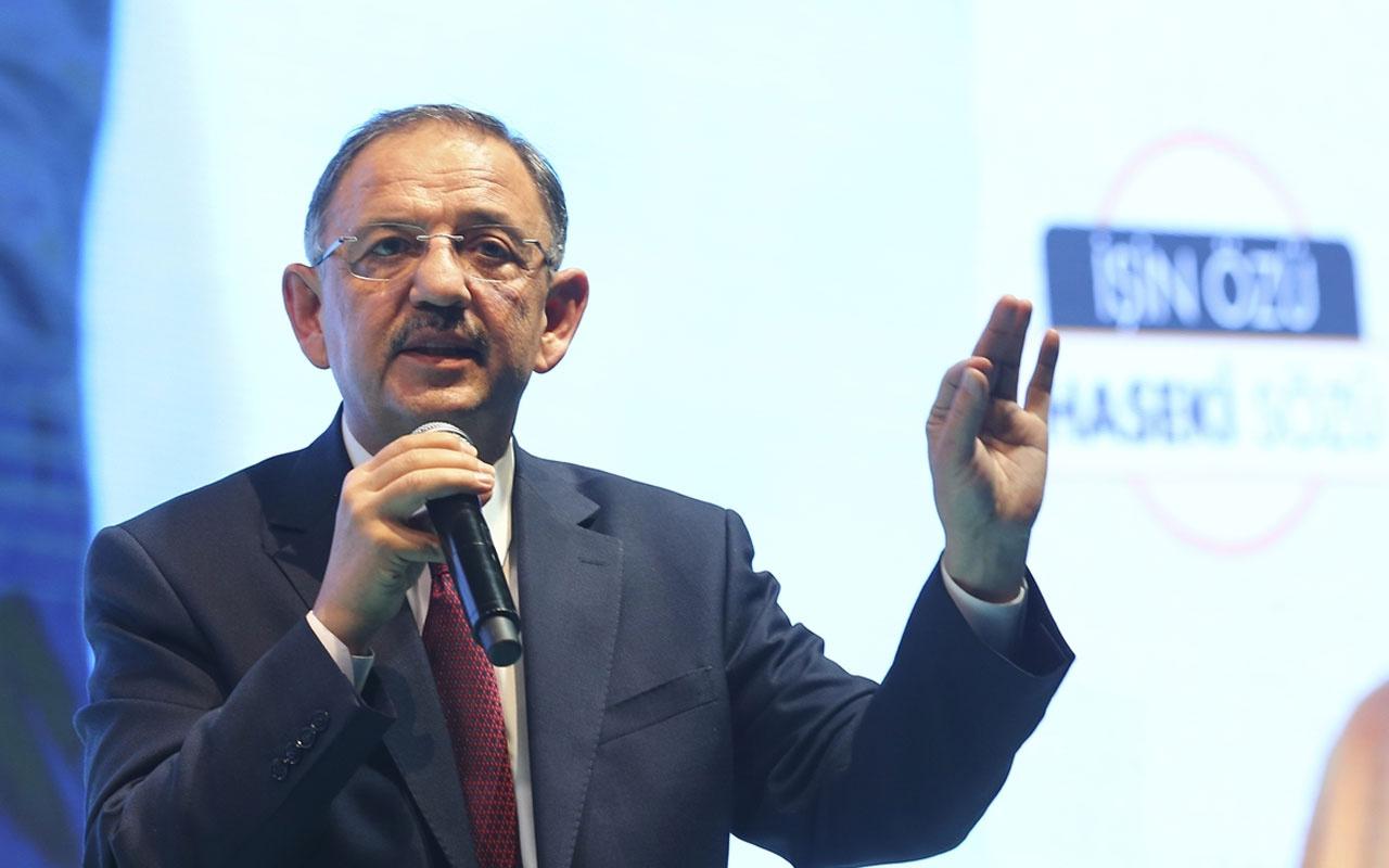 Mehmet Özhaseki'den Memduh Büyükkılıç açıklaması! Biraz dürüst olun