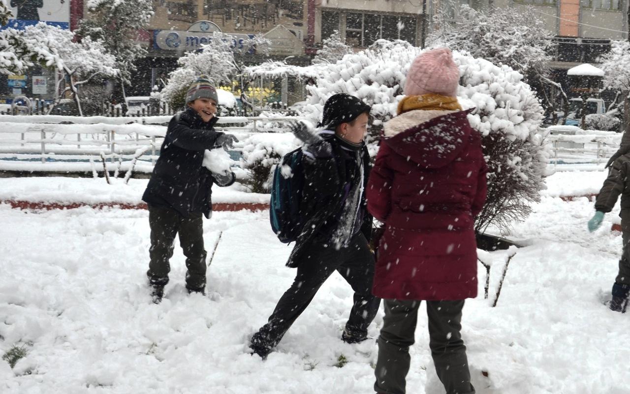 Tekirdağ'da okullar yarın tatil mi oldu resmi açıklama valilik