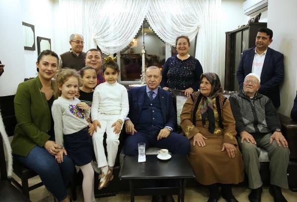 Erdoğan, Öngeç ailesine misafir oldu - Sayfa 10