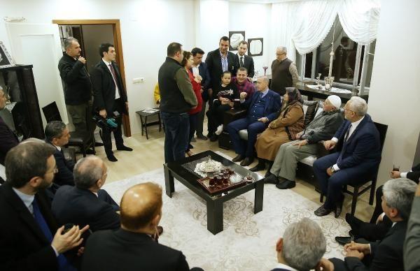 Erdoğan, Öngeç ailesine misafir oldu - Sayfa 4