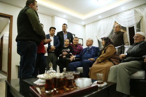 Erdoğan, Öngeç ailesine misafir oldu - Sayfa 6