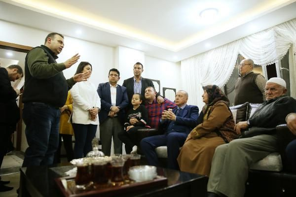 Erdoğan, Öngeç ailesine misafir oldu - Sayfa 7