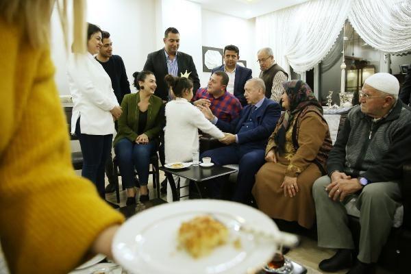 Erdoğan, Öngeç ailesine misafir oldu - Sayfa 8