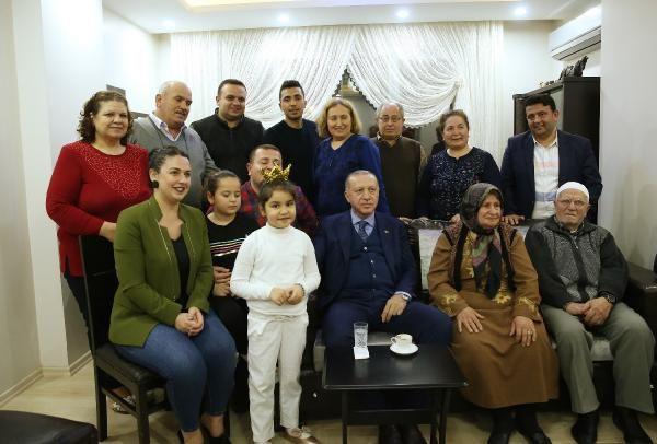 Erdoğan, Öngeç ailesine misafir oldu - Sayfa 9