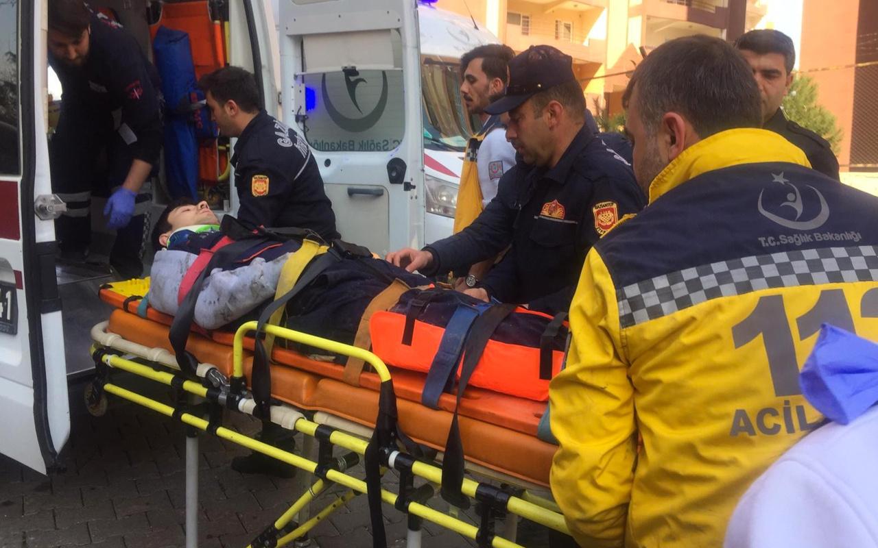 Arızayı gidermeye çalışan işçi asansör boşluğuna düştü!