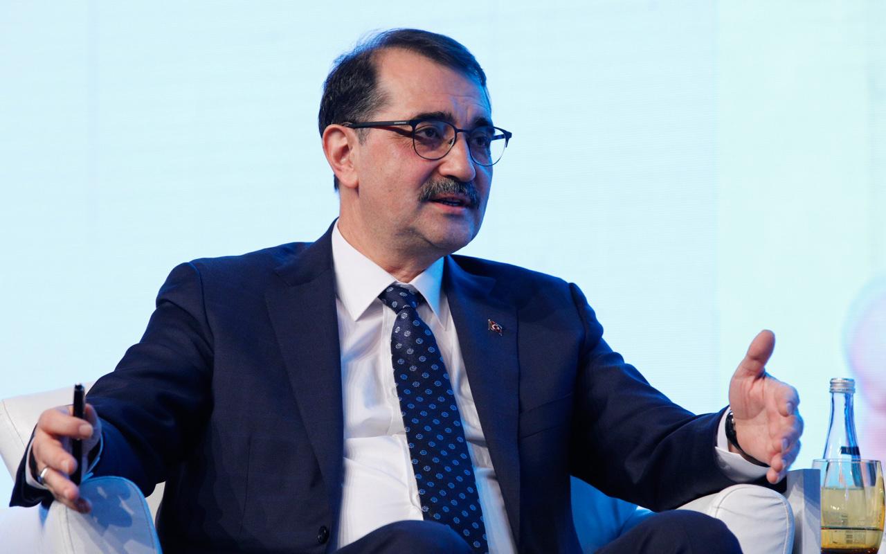 Doğalgaza zam var mı? Enerji Bakanı Fatih Dönmez açıkladı