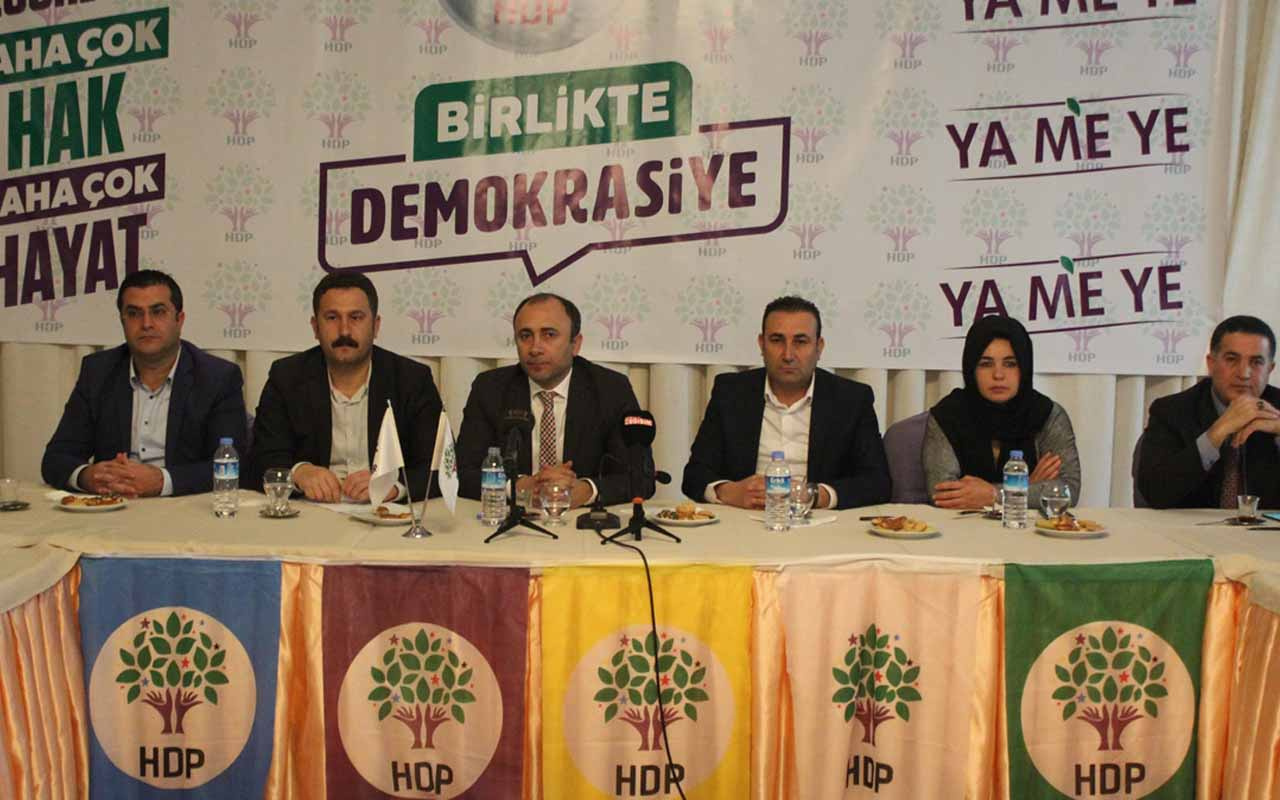 HDP'li adaylar, Saadet Partisi lehine çekildi