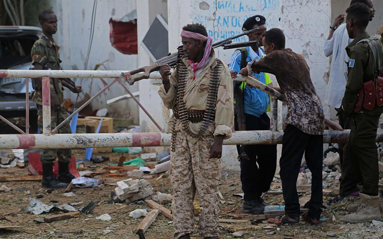 AFRICOM'dan Somali'de hava saldırısı: 35 ölü