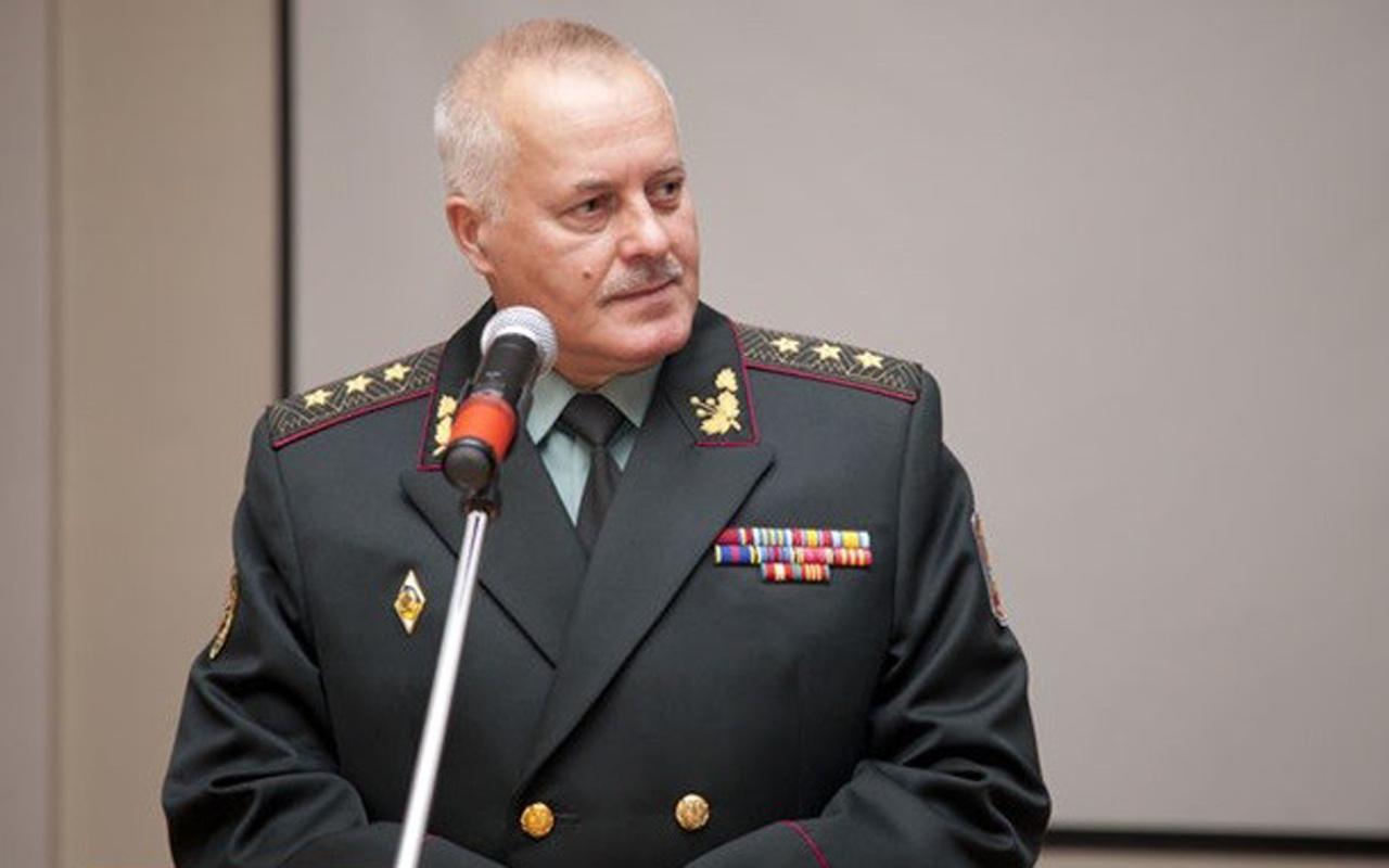 Ukrayna Eski Genelkurmay Başkanı gözaltına alındı