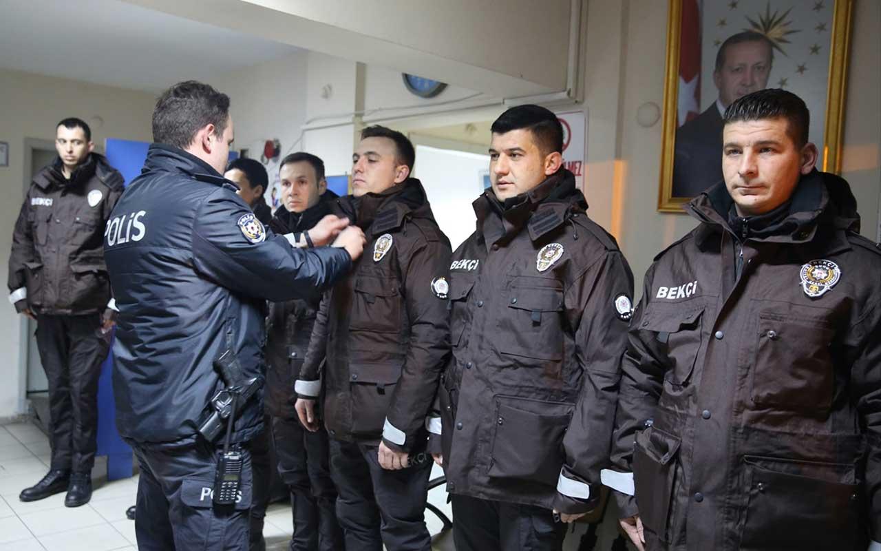 Edirne'de 70 bekçi düdüklerini ilk kez çalacak