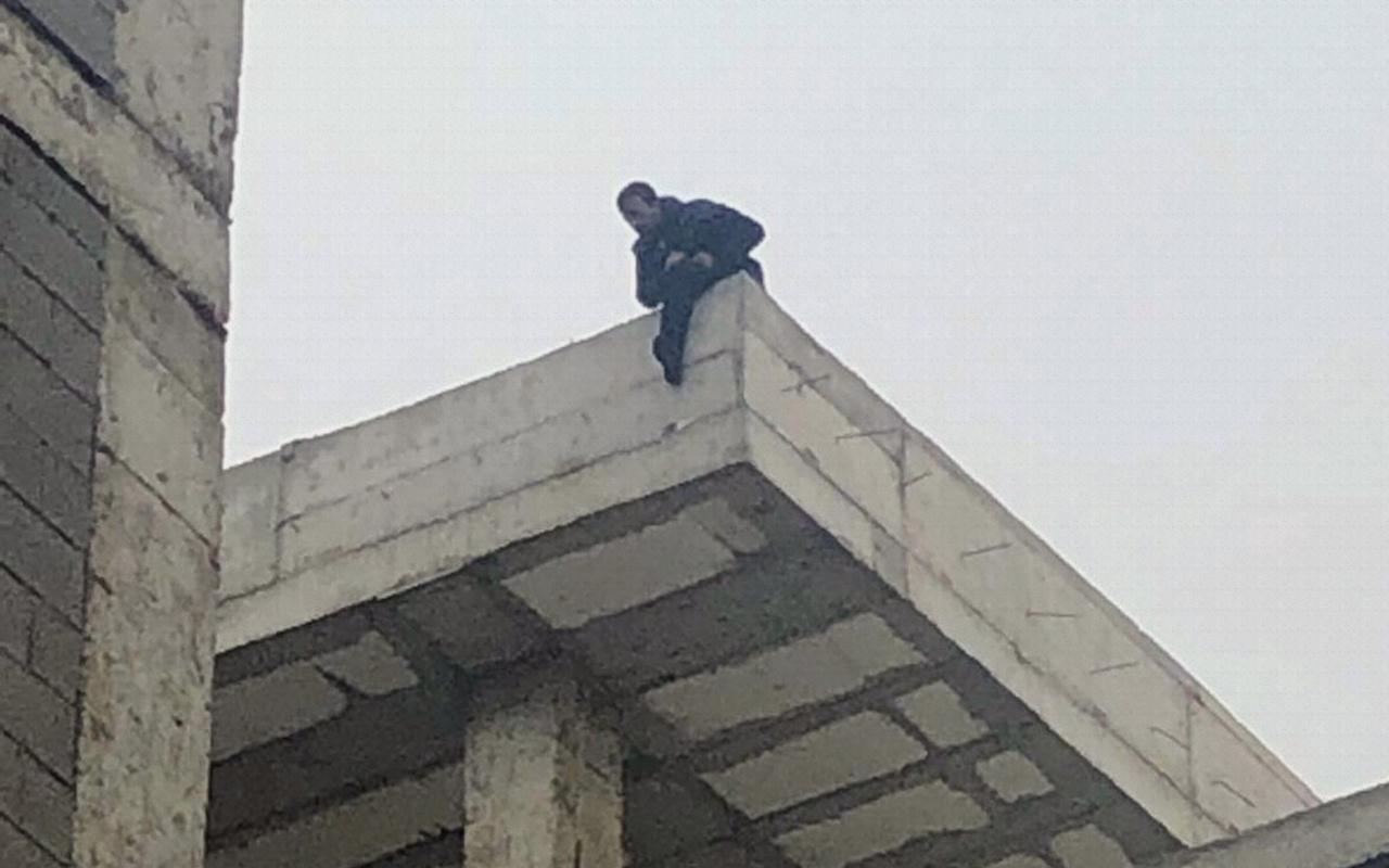 Eşi intihar edeceğine inanmadı: Polis devreye girdi!