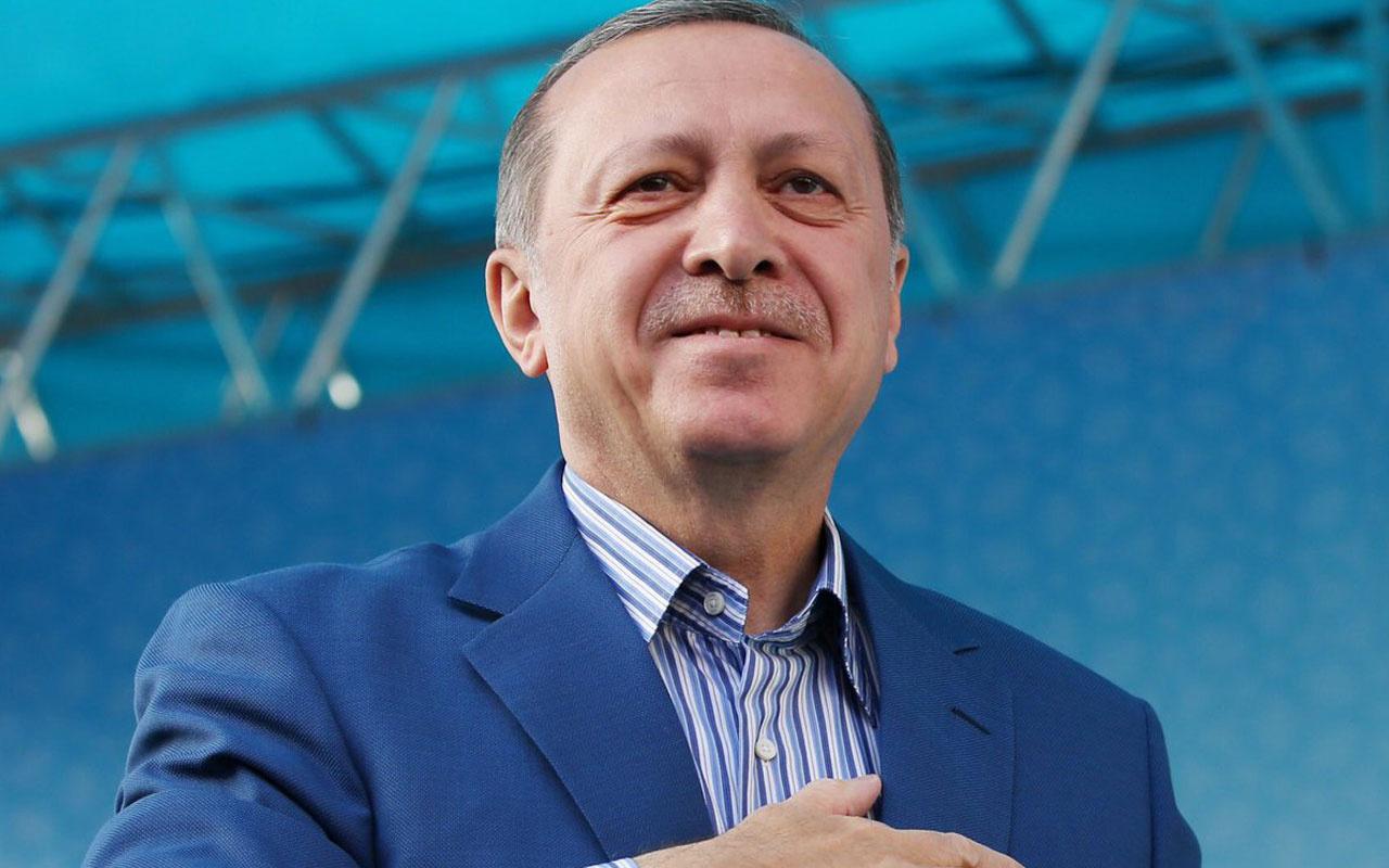 Cumhurbaşkanı Erdoğan 65 yaşında! Sosyal medya yıkıldı