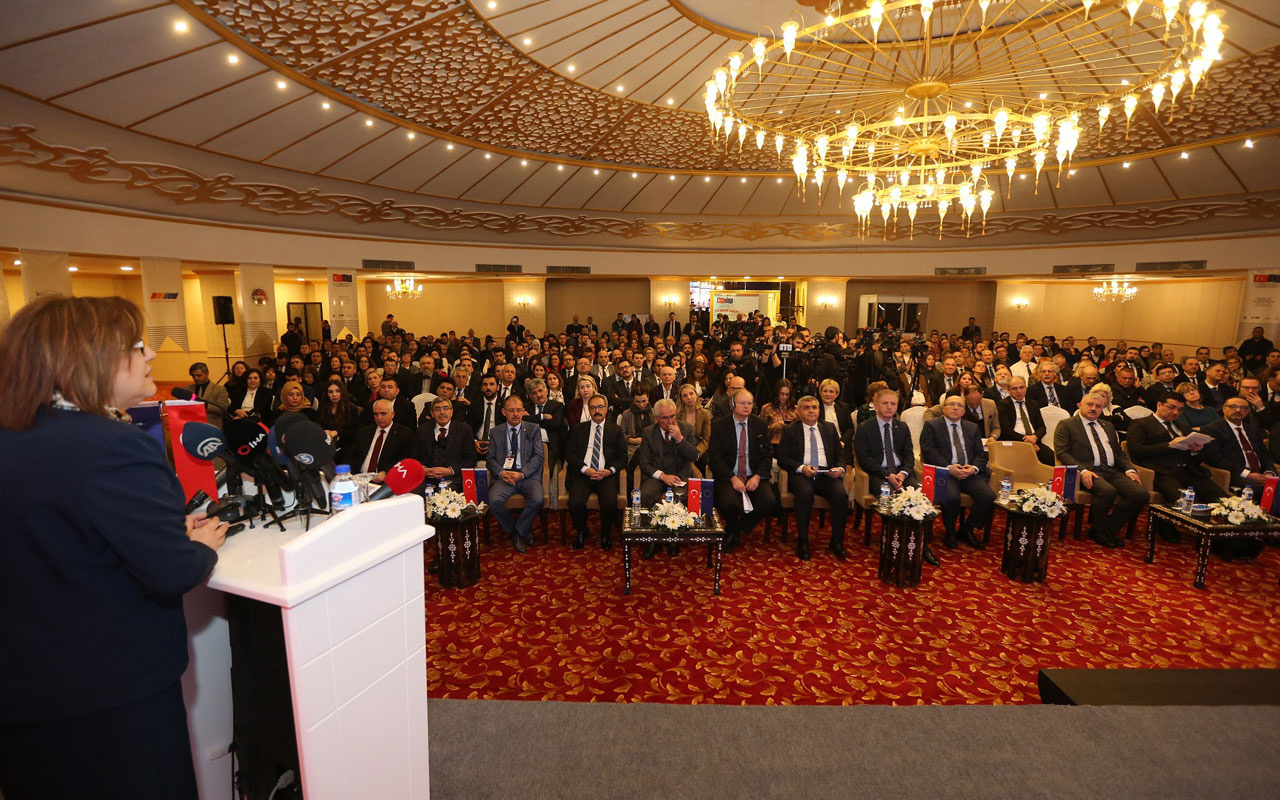 AB-Türkiye Anadolu Arkeoloji ve Kültürel Miras Enstitüsü Projesi başlatıldı