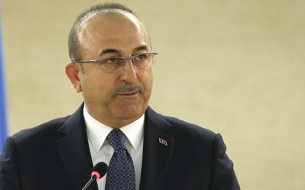 Mevlüt Çavuşoğlu: AB liderliğinin Sisi ile aynı yerde olması ikiyüzlülüktür