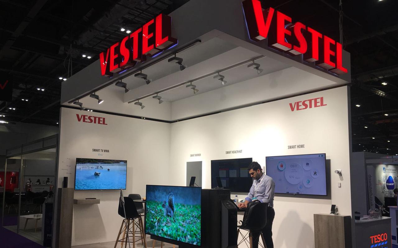 Vestel'den şimdi de akıllı TV geliyor