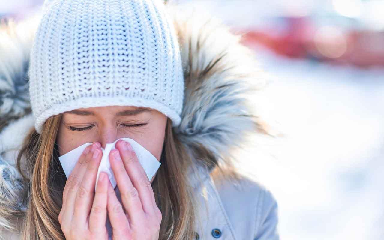 Grip ve nezle gibi kış hastalıklarından kurtulmanın en iyi yolu