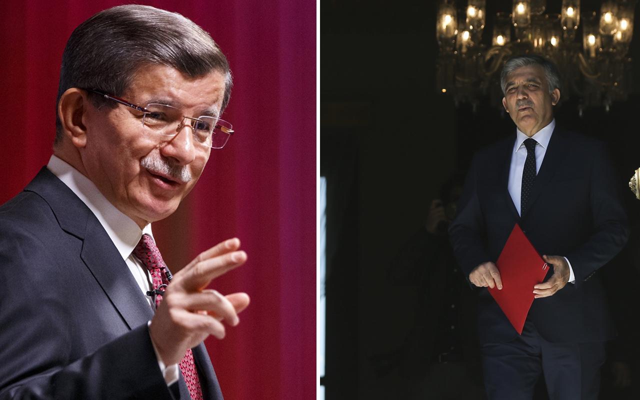 Abdullah Gül ve Ahmet Davutoğlu açıkladı Nagehan Alçı duyurdu