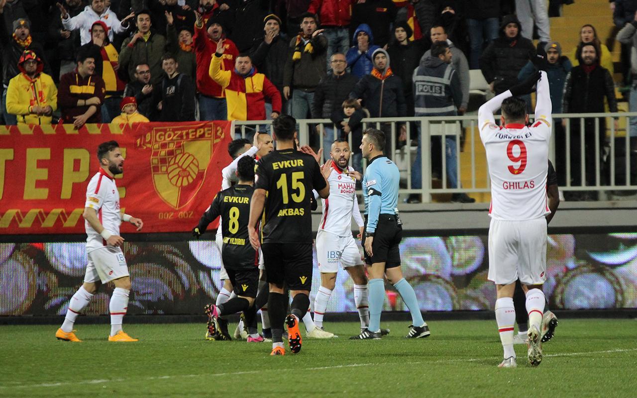 Galatasaray'ın rakibi Yeni Malatya oldu!