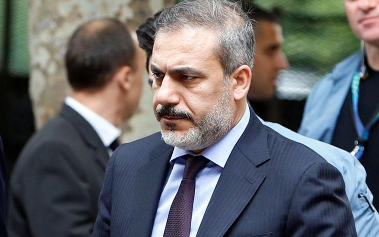 MİT Başkanı Hakan Fidan'dan diplomatik istihbarata önem veriyoruz açıklaması