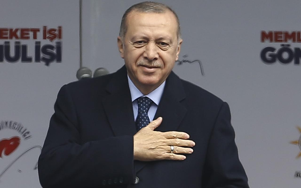 Cumhurbaşkanı Erdoğan'dan doğum günü için videolu teşekkür