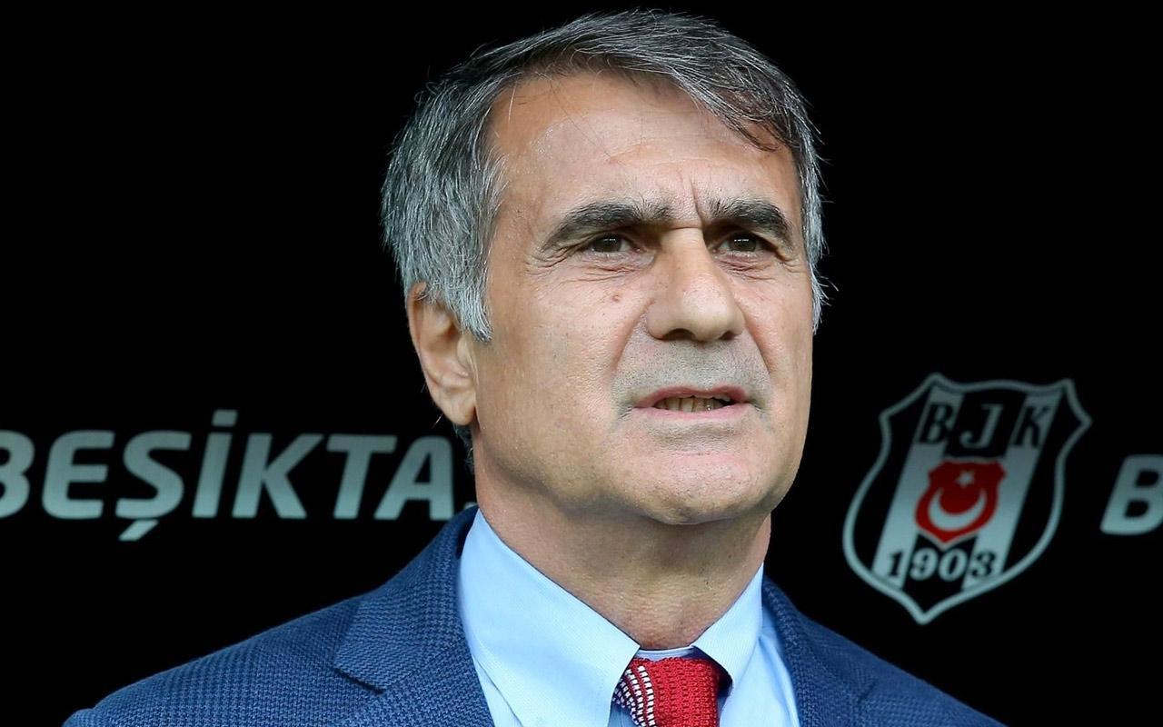 Beşiktaş'ta Şenol Güneş'in yerine gelecek isim belli oldu