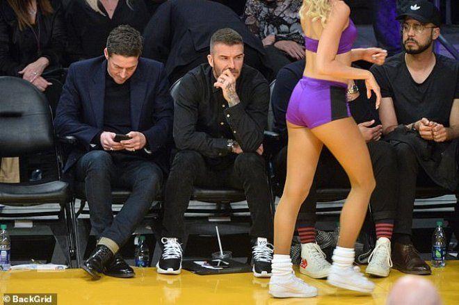 David Beckham, amigo kızlardan gözlerini alamadı - Sayfa 6