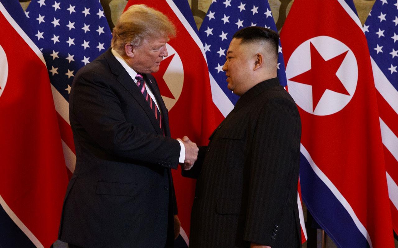 Trump ile Kim silahsızlandırılmış bölgede görüşecek!