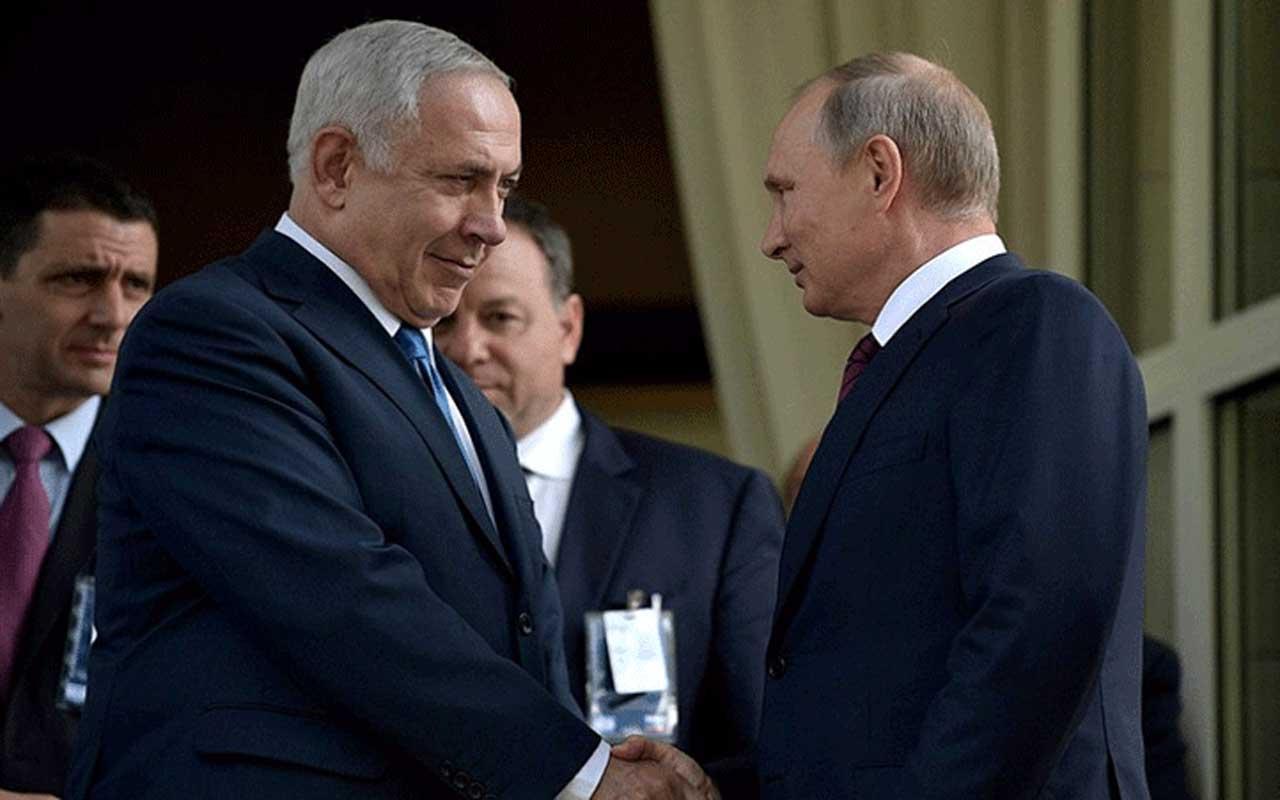 Putin ve Netenyahu anlaştı! Suriye'den çekilecekler