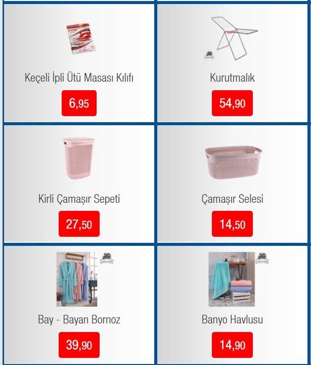 BİM 1 -5 Mart 2019 aktüel indirimli ürünler kataloğu - Sayfa 6