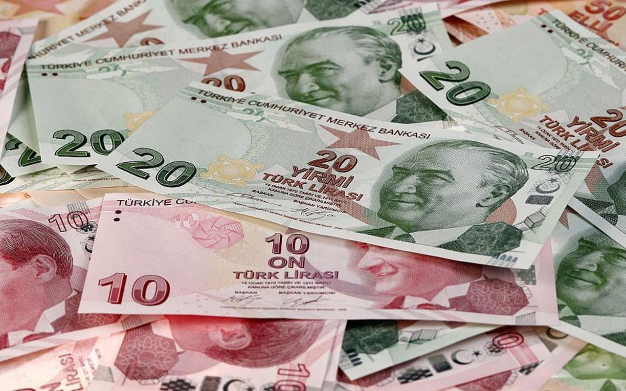 Bankaların aktif büyüklüğü 3,9 trilyon lira