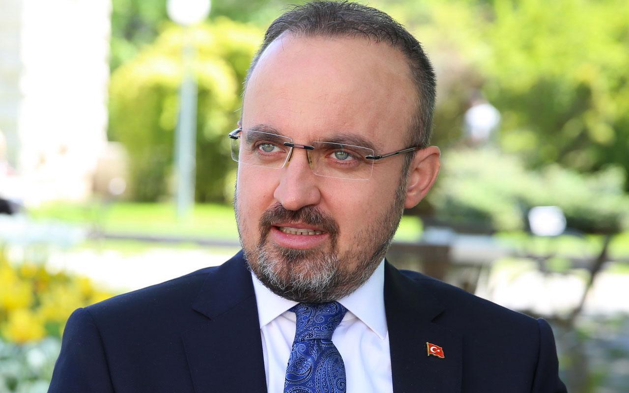 Bülent Turan'dan AK Parti'deki istifalar için çarpıcı açıklamalar