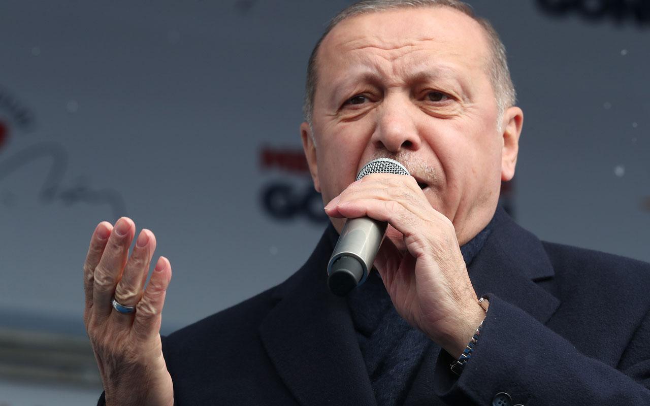 Cumhurbaşkanı Erdoğan açıkladı! Tanzim satışları ne zaman bitecek