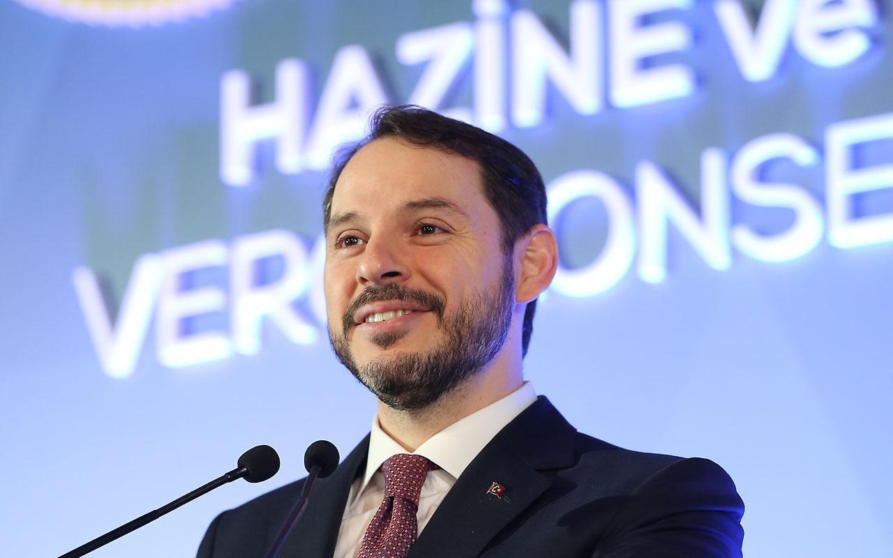 Hazine ve Maliye Bakanı Berat Albayrak, dolar toplayanlara seslendi