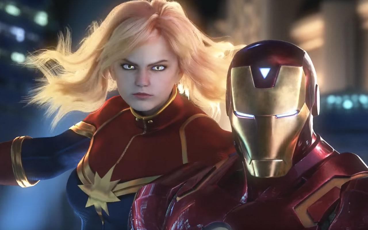 Kaptan Marvel, MARVEL Future Fight'a katıldı!