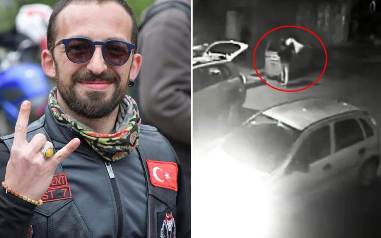 Kadıköy'deki kesik bacak cinayetinin görüntüleri ortaya çıktı!