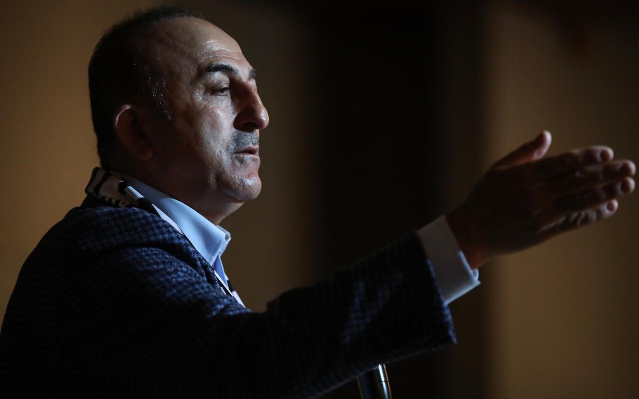 """Bakanı Çavuşoğlu: """"Rusya'yla vizeleri kaldırmak için adımları attık"""""""