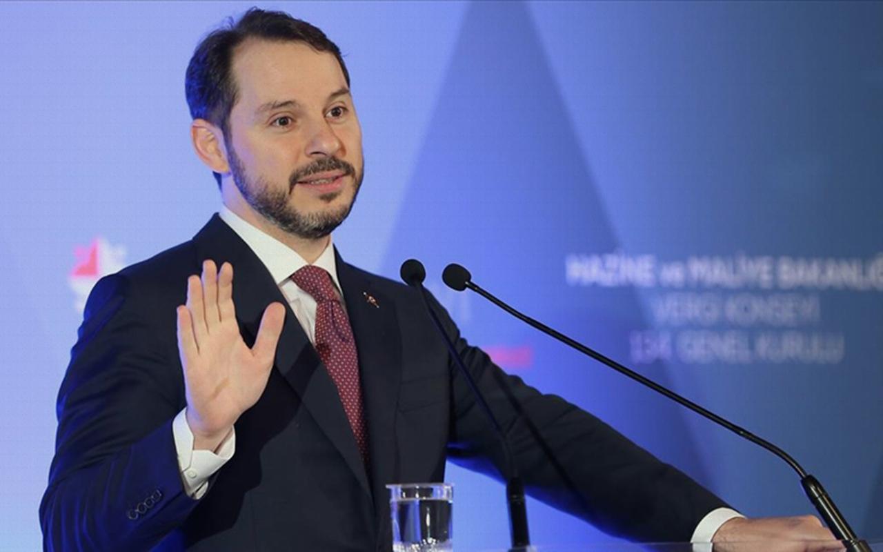 Hazine ve Maliye Bakanı Berat Albayrak'dan düşük faiz müjdesi