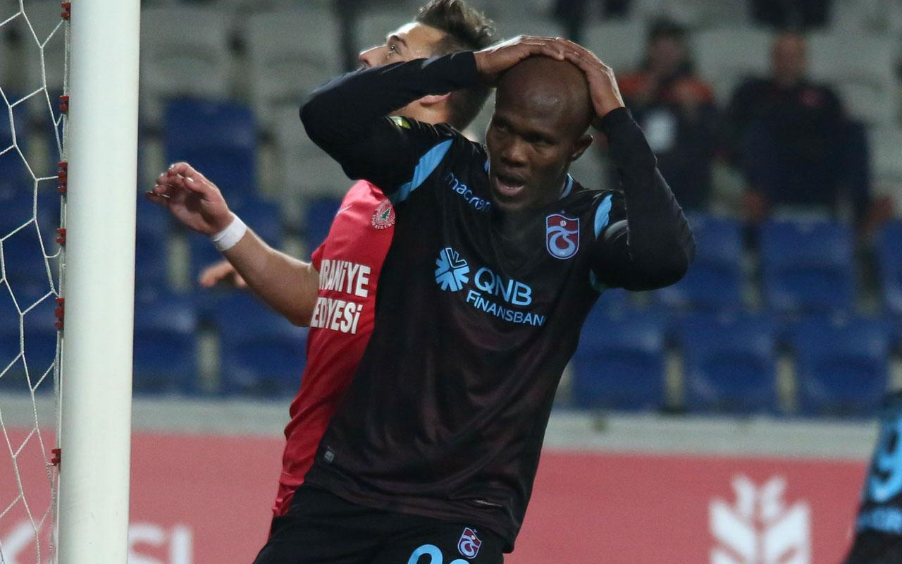 TFF Trabzonspor'u PFDK'ya sevk etti