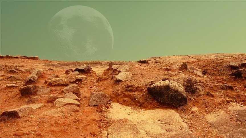Mars'ta büyük keşif izler bulundu - Sayfa 10
