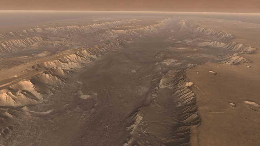 Mars'ta büyük keşif izler bulundu - Sayfa 2