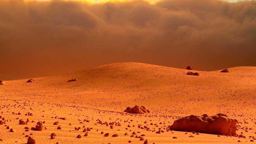 Mars'ta büyük keşif izler bulundu - Sayfa 3