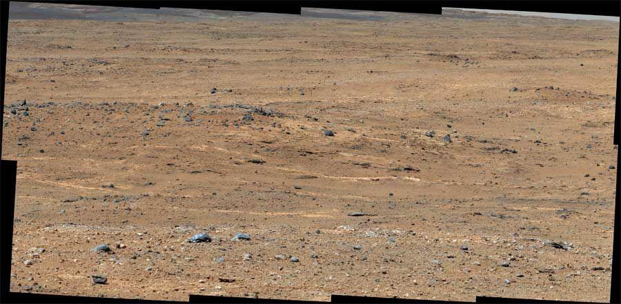 Mars'ta büyük keşif izler bulundu - Sayfa 4