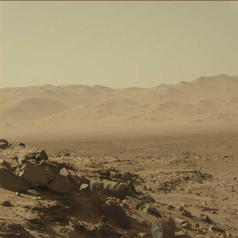 Mars'ta büyük keşif izler bulundu - Sayfa 6