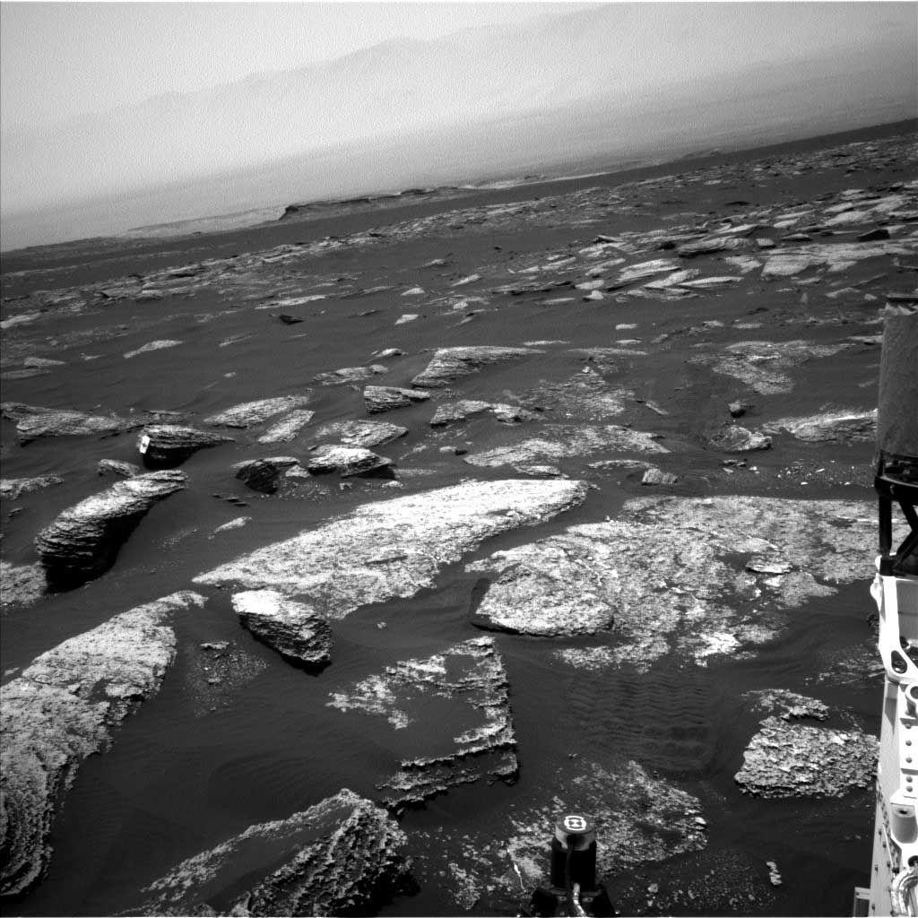 Mars'ta büyük keşif izler bulundu - Sayfa 7