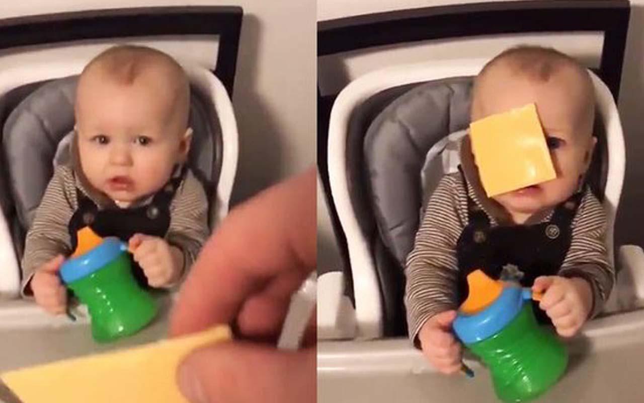 Sosyal medyanın yeni akımı: Bebek peynirlemek