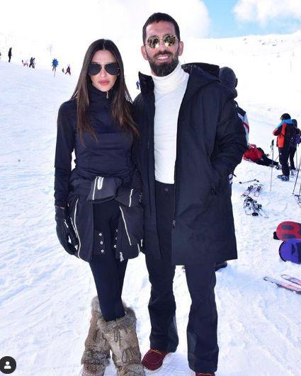 Arda Turan'ın eşi Aslıhan Doğan'ın yaptırdığı estetik tepki topladı