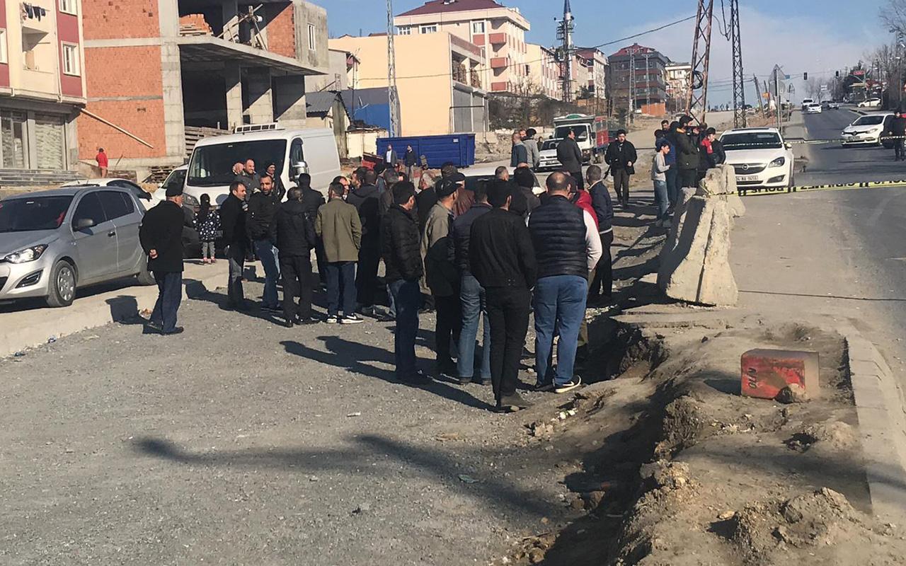 Arnavutköy'de silahlı çatışma: 3 ölü 3 yaralı!