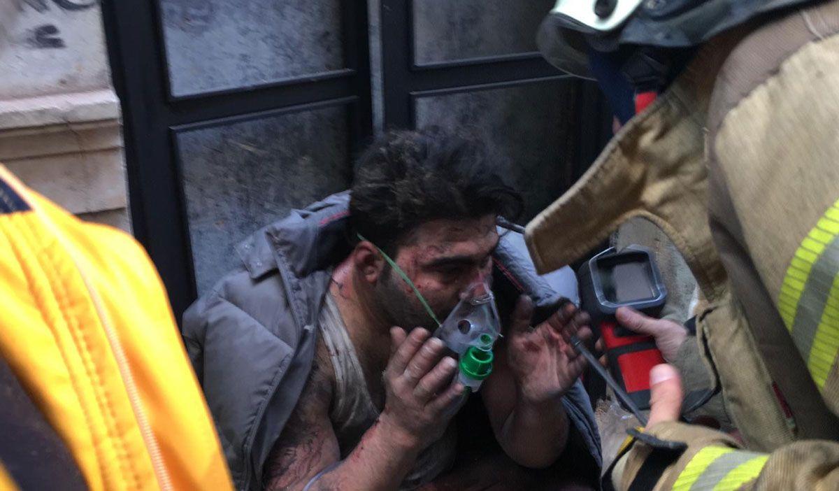 Beyoğlu'nda korkutan yangın! 4 kişi öldü - Sayfa 4